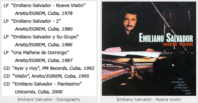 Celebrating Emiliano Salvador and his Musical Legacy - Latin