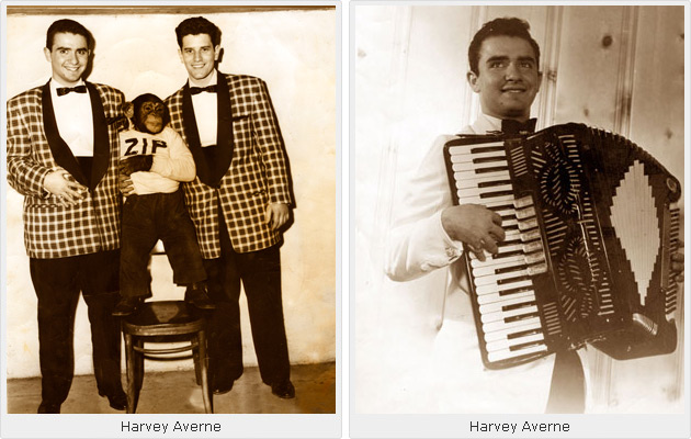 Arvito: The Harvey Averne Story - The Interview - Part I